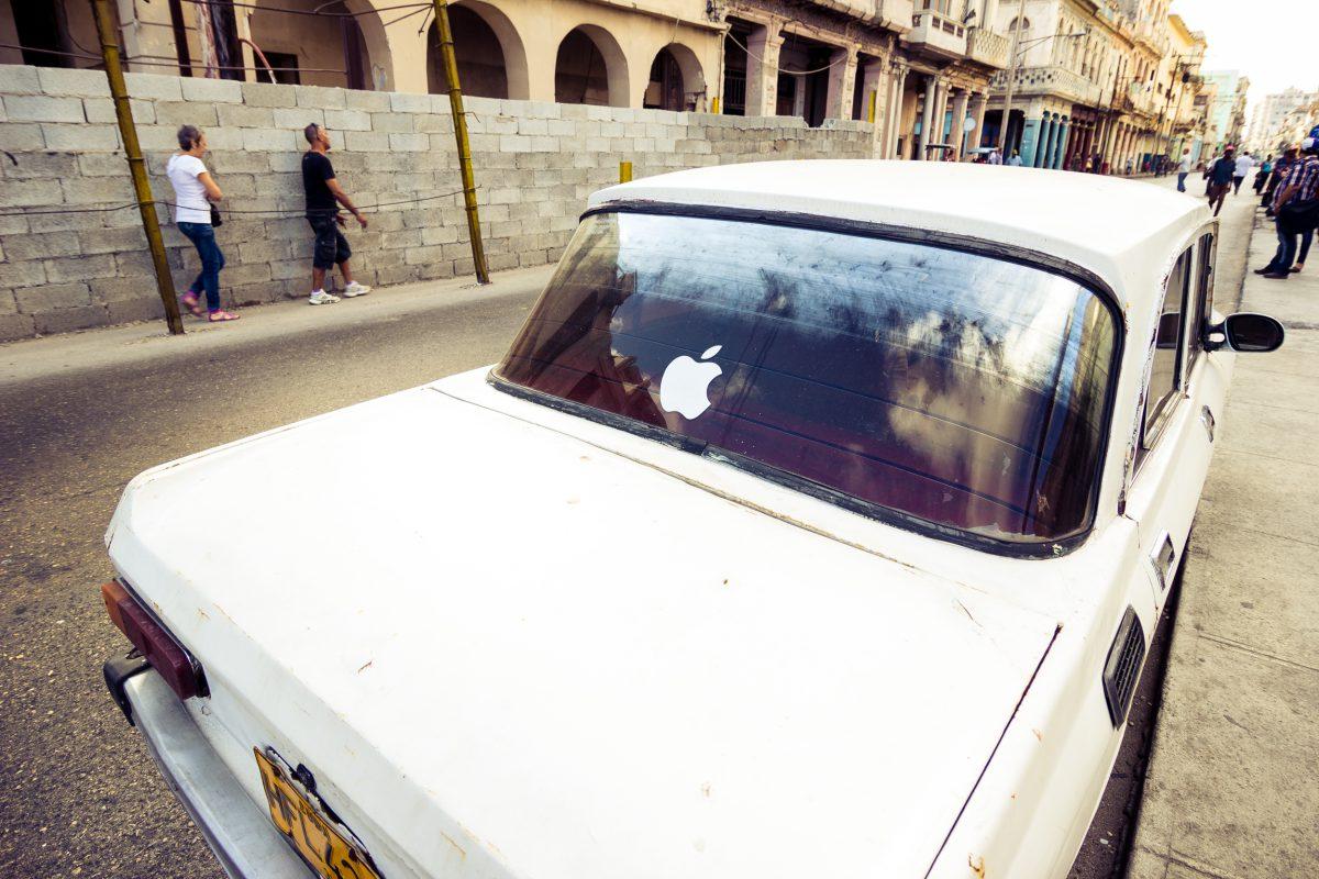 Kubańskie wehikuły