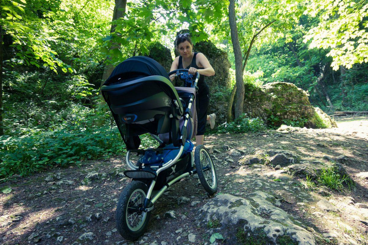 Jaki wózek dla niemowlaka? - okiem mamy