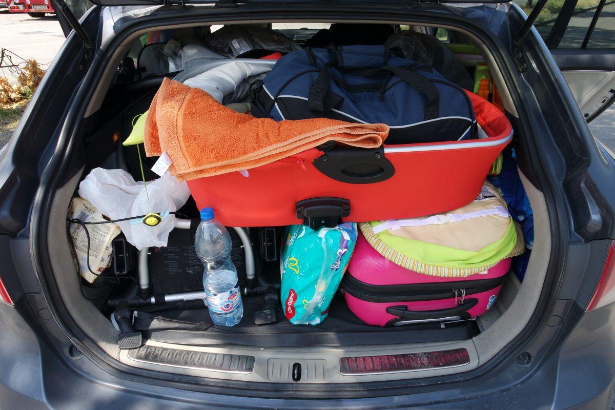 Jesteśmy w Walencji! - długa podróż samochodem z dzieckiem. I psem.