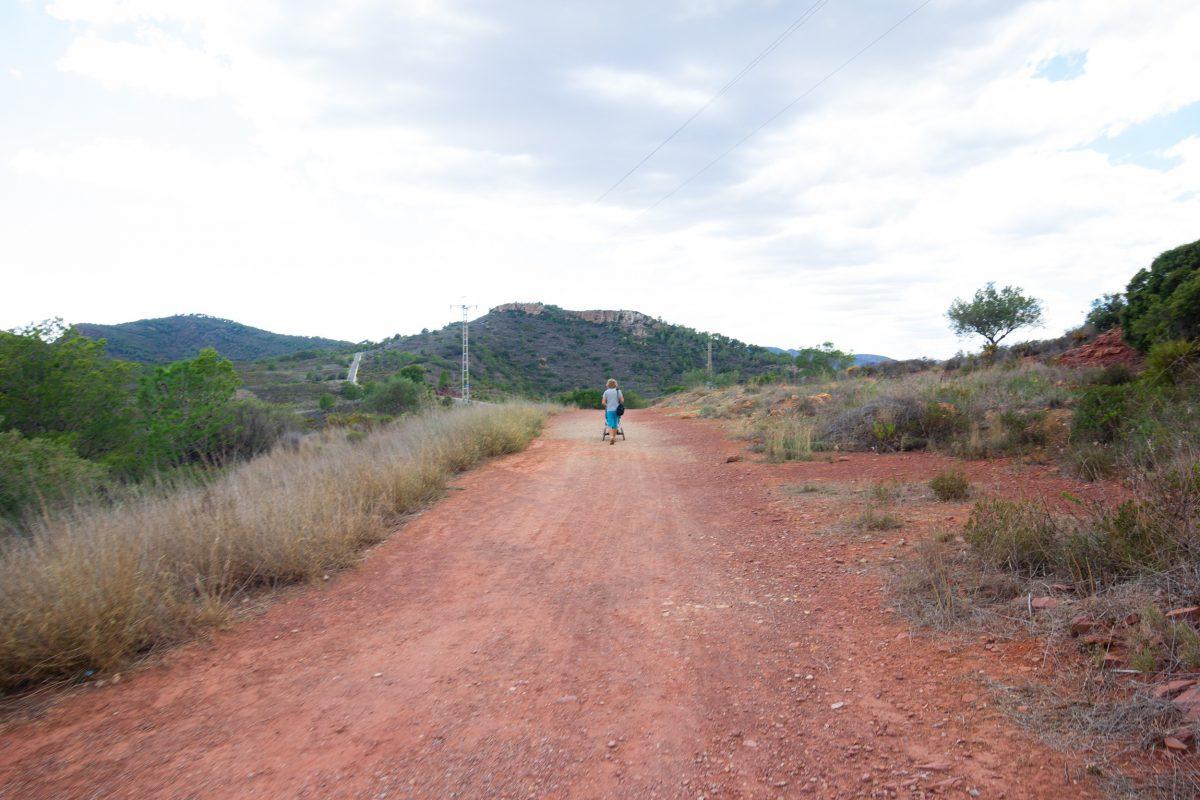Okolice Walencji - el Garbi