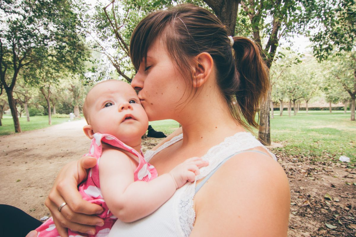 Dziecko: koniec pasji, wolności i przyjemności