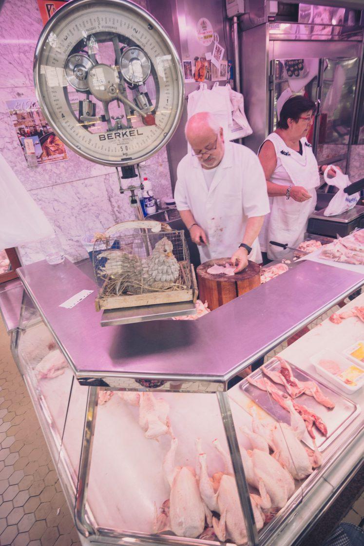 (nie)ukryta kamera w Mercado Central