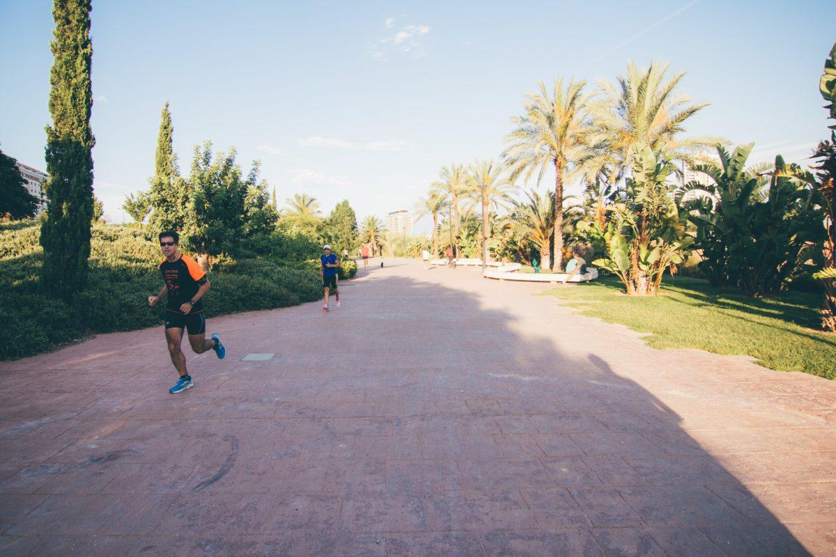Bieganie w Walencji