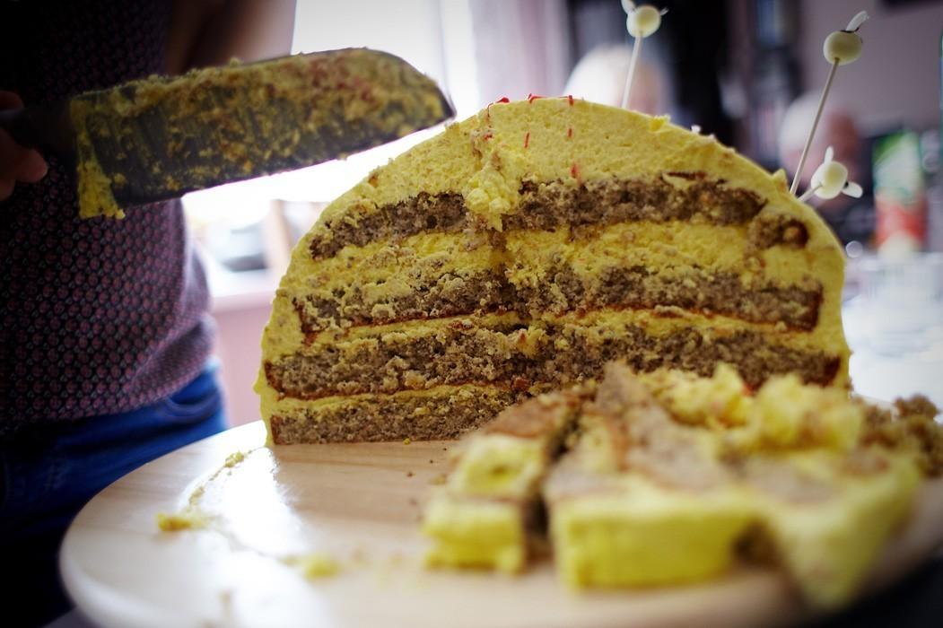 Tort pszczelarza