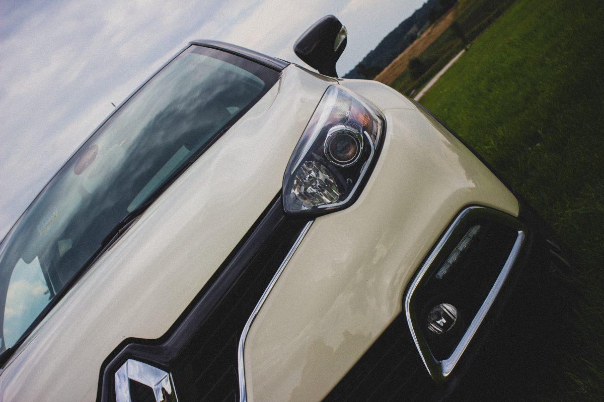 Renault Captur na weekend