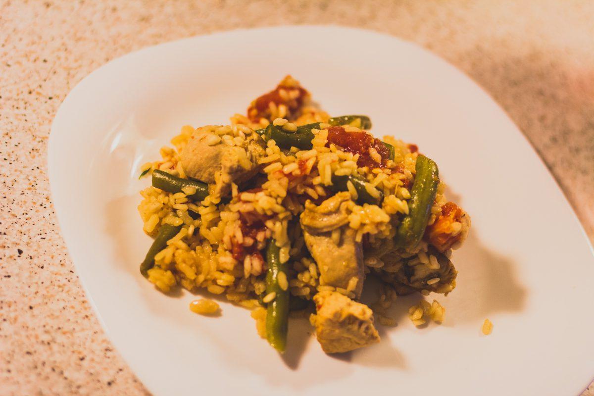 Paella dla smakoszy