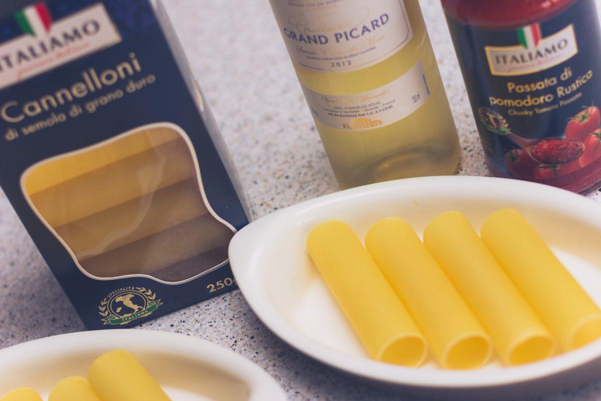 Włoski weekend: Cannelloni