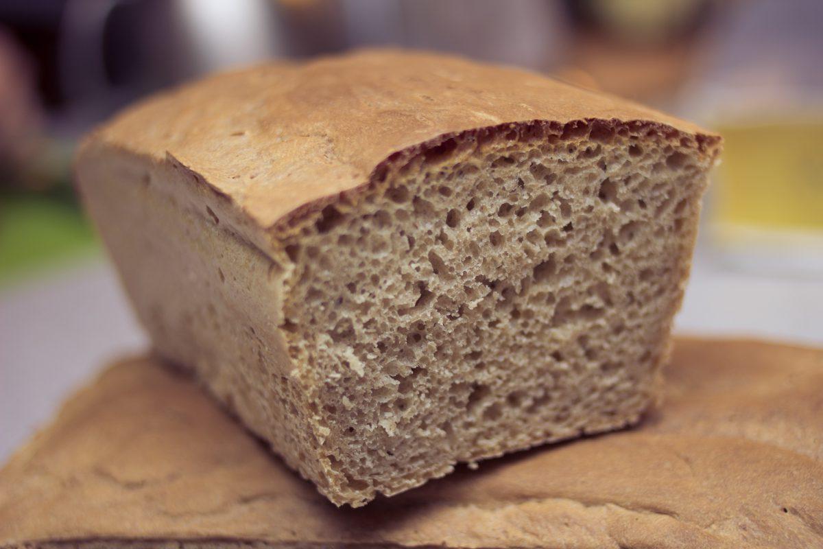 Chleb orkiszowy - miodzio!