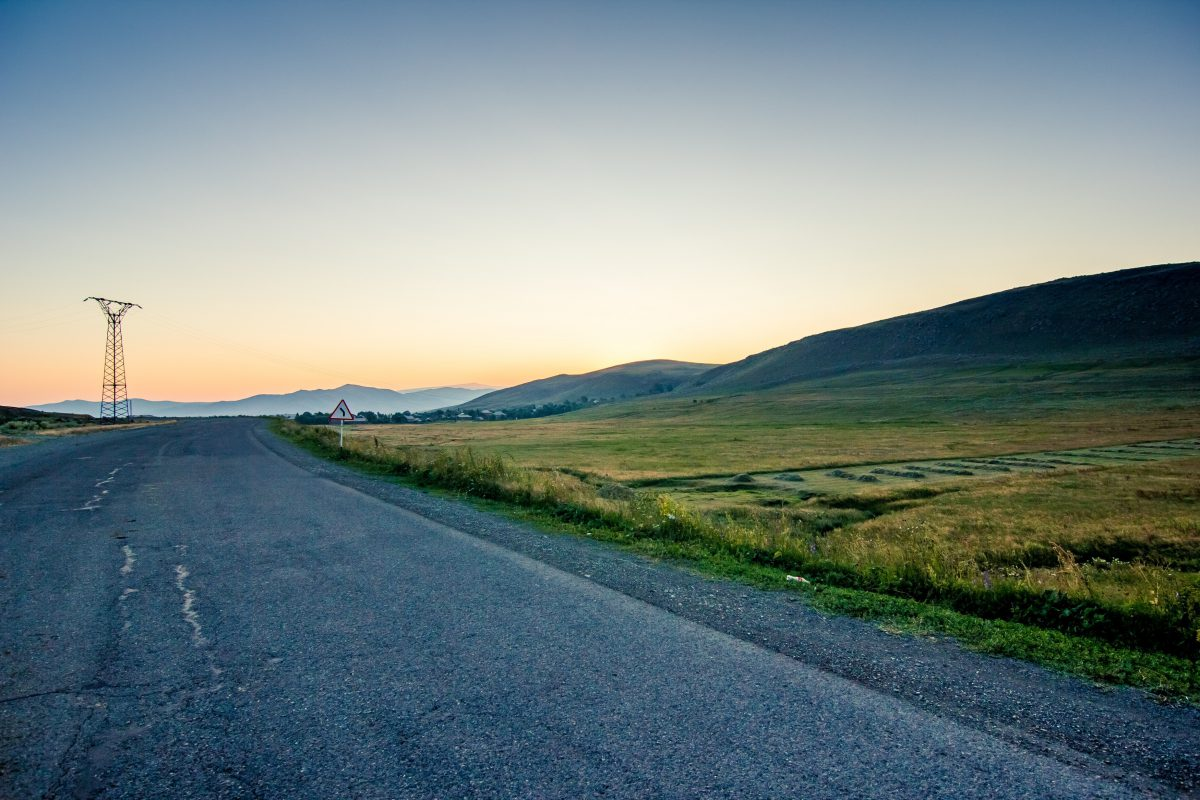 Gruzja i Armenia pełne zieleni: 25 ulubionych kadrów
