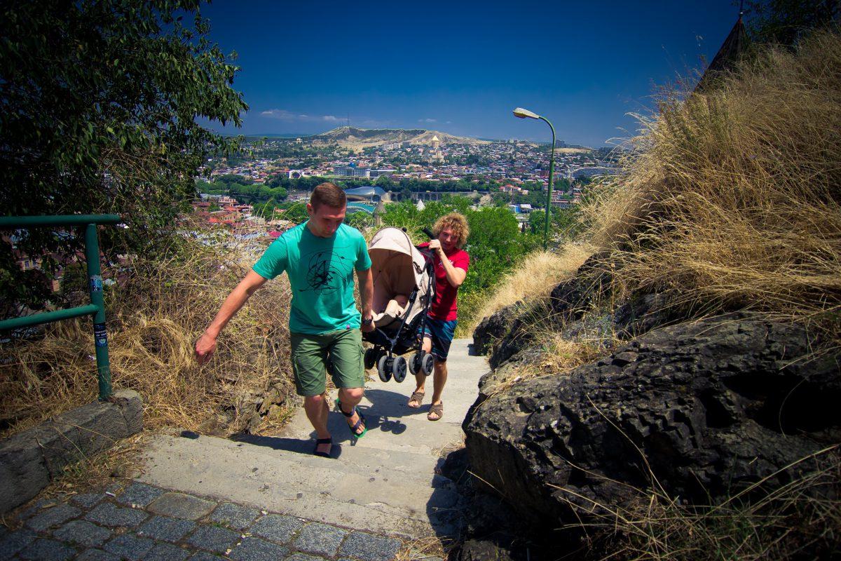 Gruzja i Armenia z dzieckiem: 44 ulubione kadry