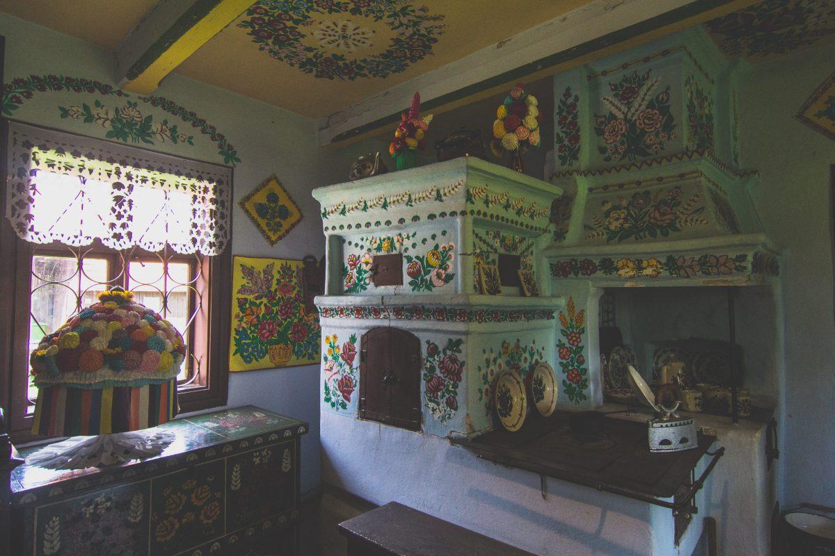 Malowana wieś - Zalipie