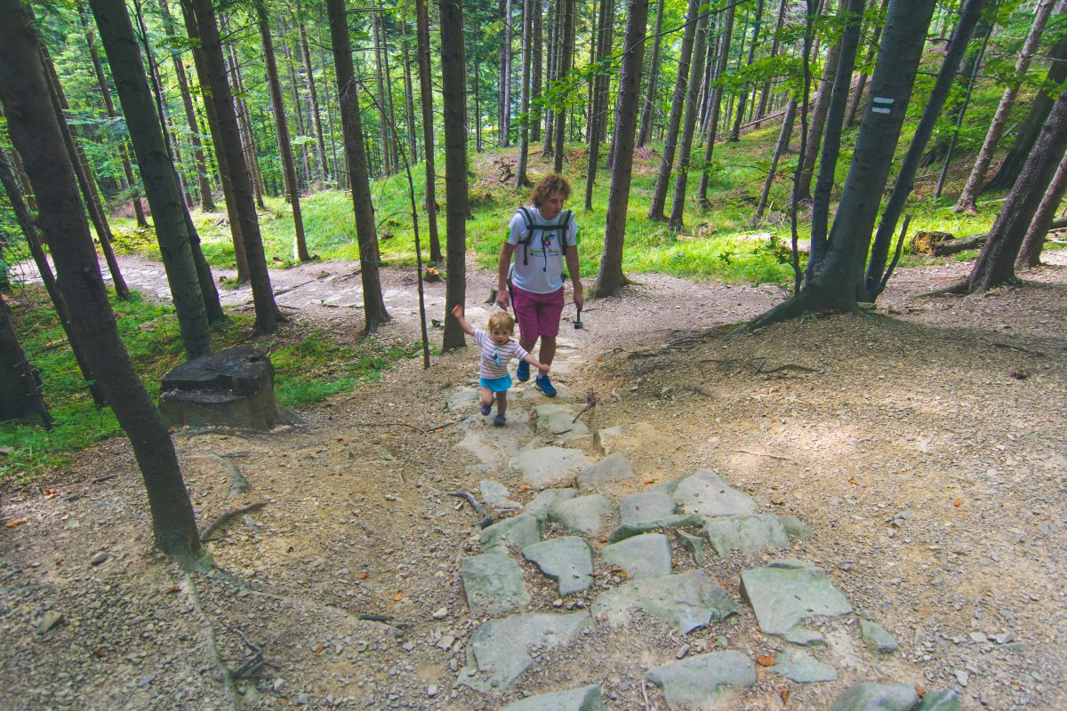 Dlaczego chodzimy z Sońką po górach?