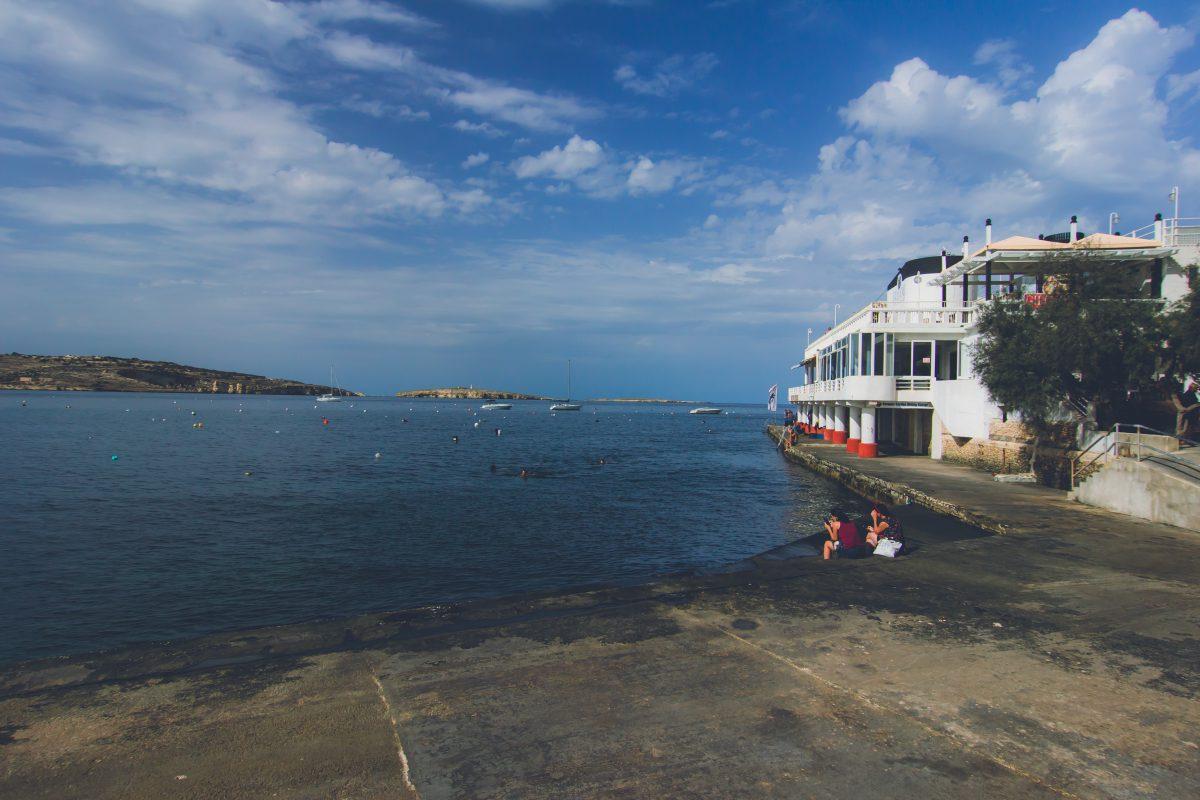 Malta w październiku - pierwsze wrażenia