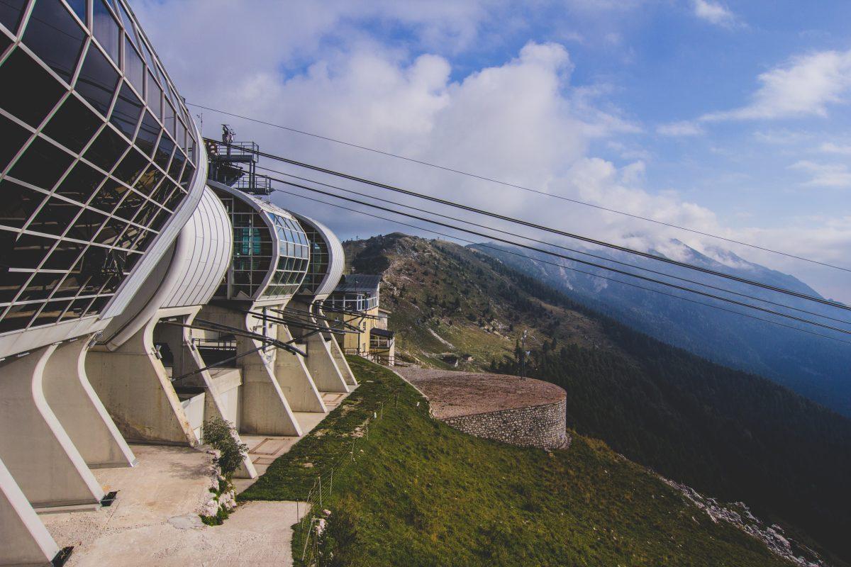Kolejka liniowa na Monte Baldo 2017