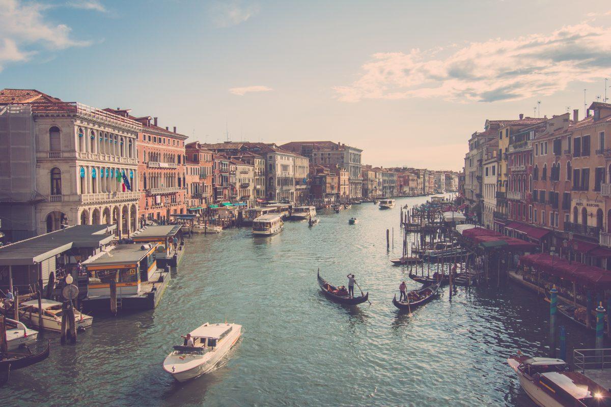 Wenecja we wrześniu (dużo zdjęć)