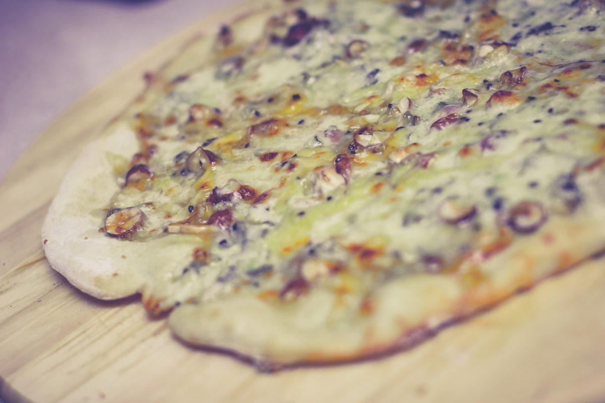 Domowa pizza w 6 krokach